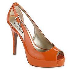 Find it Fridays: Orange Wedding Shoes | Photo Gallery - Yahoo! Shine