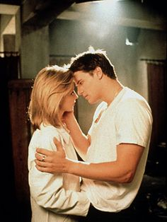 Angel and Buffy. :)
