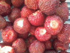 1. MyCHOICE. FINLAND STRAWBERRIES. Recommended. PIC BUY&EAT Healthy and Taste Delicious. Like&ENJOY. U?