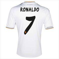 Ronaldo Youth 13/14 Real Madrid Home Soccer Jersey and Shorts 10 to 12 Year Kid 820103337403 on eBid United States