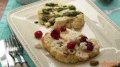 Vegetarian Recipes - How to Make Cauliflower Steaks