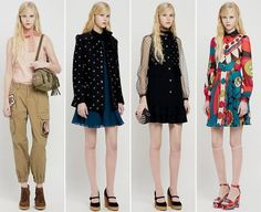 RED Valentino Pre-Fall 2015 Collection - Fashionisers