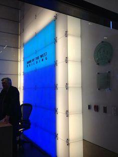 wall of light