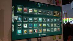 Video: Samsung presenta nuevo Smart Hub en el #CES2013.