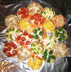 Settlers of Catan Pizza. Gotta have a Catan party now!