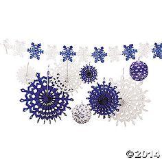 FROZEN inspired : Snowflake Assortment  $15.99 20 Piece(s)