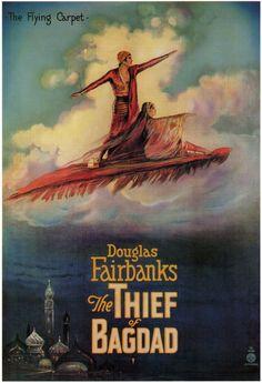 Vintage Movie Poster - 1924