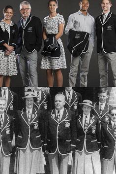 New Zealand olympic uniform, 2012