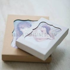 Pudełko z okienkiem 23x15 cm