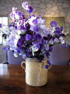 sweet pea--wow--such lovely colors