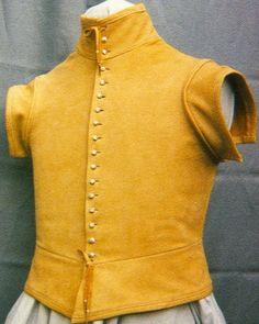 Leather Jerkins