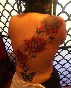Back Piece Cover Up by ralfyrevolver