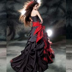 Red wedding and Dress designs