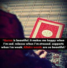 Islam is beautiful...Alhamdulillah.. AllahuAkbar!
