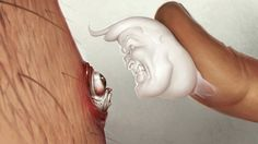 Skincare, Michal Lisowski on ArtStation at https://www.artstation.com/artwork/skincare
