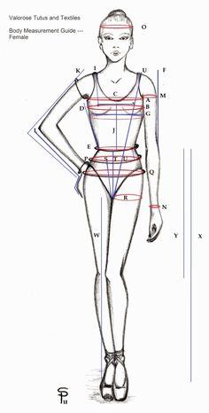 Guidance on measurements for choosing Tutu skirt size | Valorose Tutus and Textiles