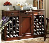 Modular Buffet for Dining Room?? Also in black!