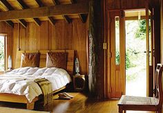 Today we will show you 15 Couple Bedroom Design Ideas, will help you to decorate and design your master room. Wood Bedroom, Modern Bedroom, Bedroom Decor, Bedroom Ideas, Bedroom Interiors, Wabi Sabi, Couple Bedroom, Rustic Design, Rustic Style