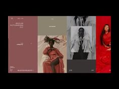 Mar + Vin Photographers Duo Hover Animation by Zhenya Rynzhuk for Sochnik on Dribbble Website Design Layout, Website Design Inspiration, Web Layout, Layout Design, Blog Layout, Print Layout, Web Mobile, Amazing Websites, Editorial Layout