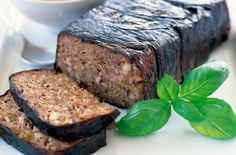 Mary Berry's nut roast Mary Berry's aubergine five-nut roast recipe – goodtoknow (vegetarian) Mary Berry, Sunday Roast Dinner, Nut Loaf, Vegetarian Recipes, Cooking Recipes, Vegetarian Roast Dinner, Veggie Recipes, Meal Recipes, Recipes Dinner