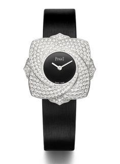 La montre Limelight Blooming de Piaget http://www.vogue.fr/joaillerie/le-bijou-du-jour/diaporama/la-montre-limelight-blooming-de-piaget/16490