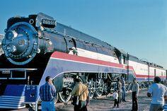 1975 1975 American Freedom Train ticket for Boston Mass  United States Bicentennial memorabilia April 23