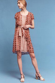 Slide View: 1: Emery Ruffle Dress