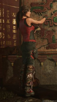 Tomb Raider Game, Tomb Raider Lara Croft, Adventure Games, Life Is An Adventure, Video Games Girls, Cowgirl Outfits, Indiana Jones, Raiders, Female Characters