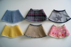 18 Inch Doll Skirt Tutorial