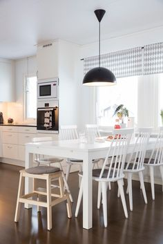 Hem, Dining Room, Kitchen, Table, Inspiration, Furniture, Home Decor, Dinner Room, Cooking
