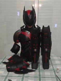batman beyond cosplay 4A