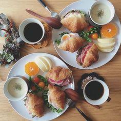 Cafe Food, Food Menu, Breakfast Menu, Breakfast Recipes, Breakfast Pictures, Brunch, Good Food, Yummy Food, Western Food
