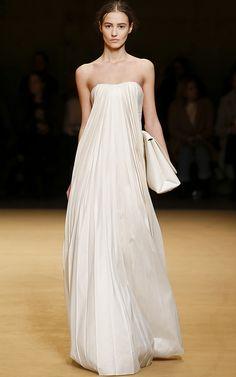 Sally LaPointe Fall 2015 at Moda Operandi