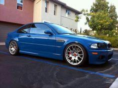 BMW E46 M3 blue E46 M3, Bmw 335i, Bmw E46 Sedan, Bmw 3 E46, E46 Coupe, Bmw M4, Triumph Bonneville, Honda Cb, Bavarian Motor Works