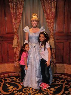 Cinderella... Sofía y Sara
