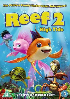 Mama Mummy Mum: Reef 2 High Tide DVD Giveaway