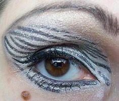 Diana: Augen make up