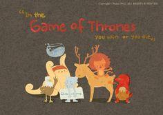 el tierno de tronos....