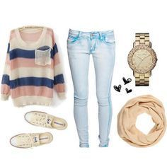 Clothes Fall Outfits November 55 New Ideas Cute Winter Outfits, Cute Outfits For Kids, Simple Outfits, Outfits For Teens, Trendy Outfits, Cute Highschool Outfits, High School Outfits, College Outfits, Outfits Niños