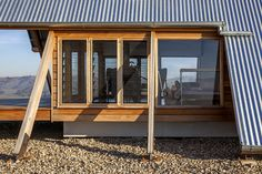 Gallery of JR's Hut at Kimo Estate / Anthony Hunt Design + Luke Stanley Architects - 10