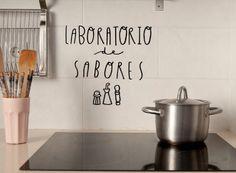 Hommu® vinilos decorativos eco-chic :: Haz que tu casa sea tu casa :: Laboratorio de sabores