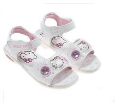 Adorable Hello Kitty Children Girls Sandals