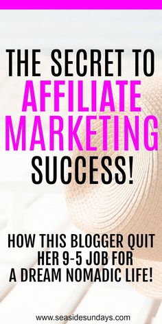 Can you make money with affiliate marketing? Learn how this blogger quit her 9-5 dead end job for a dream life in Bali. This Interview with Elise from House of Brazen will show you how to make money with affiliate marketing. Bloggers and WAHMs can make ex