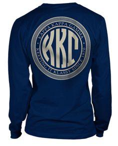 Kappa Kappa Gamma Monogram T-shirt, but make it Kappa Tau! Lambda Chi Alpha, Kappa Kappa Gamma, Delta Zeta, Monogram T Shirts, Fraternity Shirts, Greek Shirts, Owl, Spirit Wear, Novelty Shirts