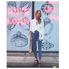 How to Style Your Birkenstocks Without Looking Like a Berkeley Mom Street Style Outfits, Looks Street Style, Mode Outfits, Mode Style, Style Me, Mode Ootd, Look Fashion, Womens Fashion, Fashion Tag