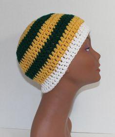 Women's GREEN BAY PACKERS Inspired Crochet by QueensYarnBoutique