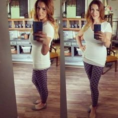 """""""This is what losing 75lbs gets you. OS LULAROE!"""" - Jenna S. www.TrimHealthyMama.com"""