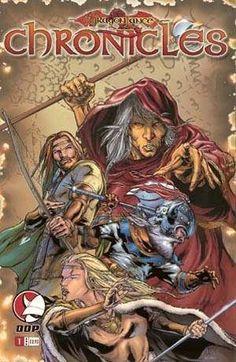 Dragonlance Chronicles; Dragons of Autumn Twilight
