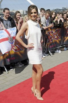 Cheryl Cole At The X Factor TV Show Auditions, 2014