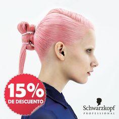 Crea tu peinado, con las mejores Lacas y espumas de Schwarzkopf Professional, una fijación perfecta sin residuos, gracias a Silhouette. Desde el 19 de Marzo al 27 de Abril, consíguela con un 15% de descuento adicional directo, tanto para clientes de venta público, como para profesionales. #sienteschwarzkopf